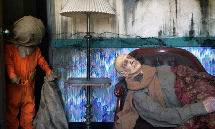 Sinister Pointe Haunted Attraction - Brea-Olinda: Haunted-Attraction Visit for Two or Four on a Thursday or Sunday at Sinister Pointe Haunted Attraction (Up to 52% Off)