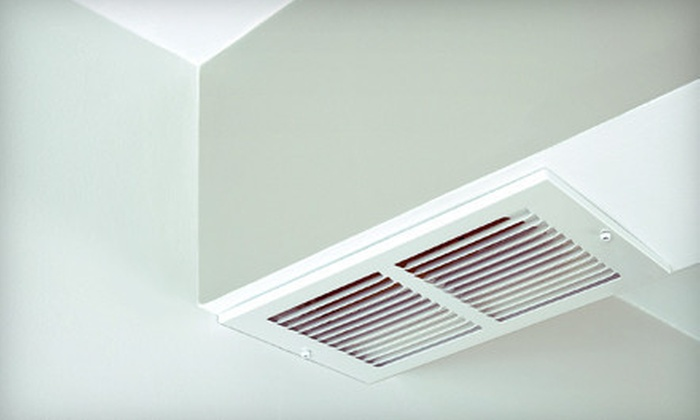 Louisiana Quality Air - Shreveport / Bossier: $49 for Air-Duct Cleaning with Dryer-Vent Cleaning, or Furnace or AC Checkup from Louisiana Quality Air ($249 Value)