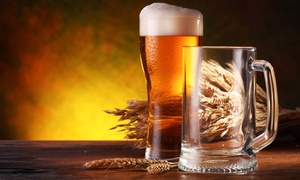 Brewmasters Warehouse: Beginner Brewing Class with Souvenir Glasses for One, Two, or Four at Brewmasters Warehouse (Up to 63% Off)