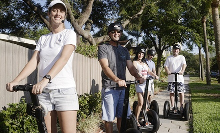 60-Minute Scenic Segway Tour for One or Two at Doo's Amazing Tours LLC (Up to 51% Off)