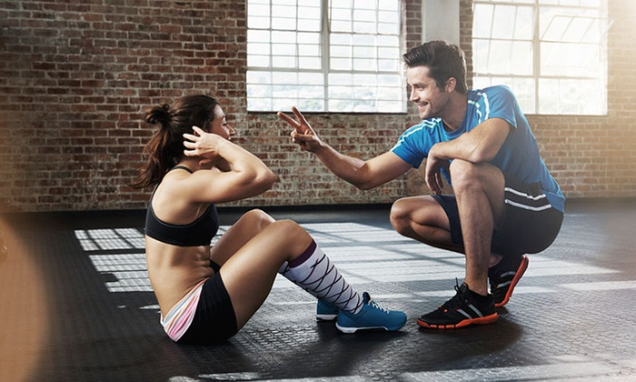 A New Way Of Life, LLC - Houston: Four Personal Training Sessions with Diet and Weight-Loss Consultation from A New Way Of Life, LLC (65% Off)