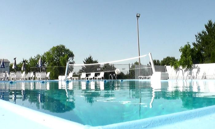 Hillcrest Golf & Camping Resort - Western: An All-Day Pool Pass at Hillcrest Golf & Camping Resort (50% Off)