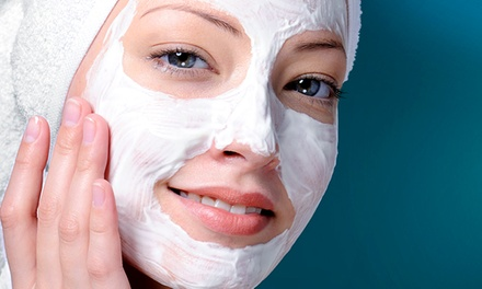 $35 for One Seaweed Facial at FaceLuXe ($74 Value)