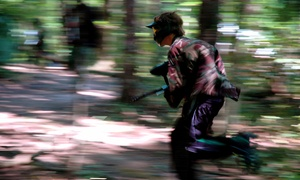 Buckeye Blitz Paintball: Up to 53% Off Paintball Package for Two or Four at Buckeye Blitz Paintball
