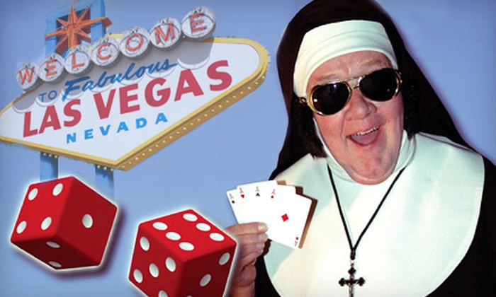 """""""Late Nite Catechism: Las Vegas"""" - Hartford: """"Late Nite Catechism: Las Vegas"""" Performance in Hartford on June 23 or 24 (Up to 51% Off). Two Seating Options Available."""