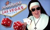 """Late Nite Catechism: Las Vegas"" - Hartford: ""Late Nite Catechism: Las Vegas"" Performance in Hartford on June 23 or 24 (Up to 51% Off). Two Seating Options Available."