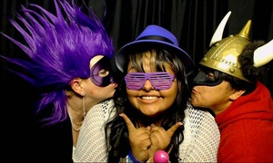 Majestic Photo-Booth Rentals: Up to 52% Off photo booth at Majestic Photo-Booth Rentals