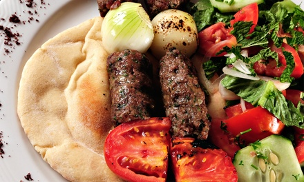 $15 for $30 Worth of Mediterranean Dinner Cuisine at Olive Cafe