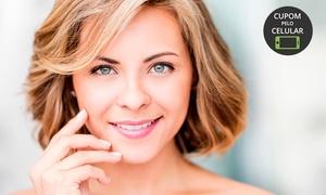 Bellezza21: Bellezza21 – Santana: higienização, emoliente, peeling ultrassônico, ionização, massagem facial, máscara ouro e FPS