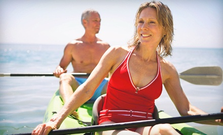 1-Hour Stand-up Paddleboard Lesson and Tour (a $40 value) - All Wet Sports in Jacksonville