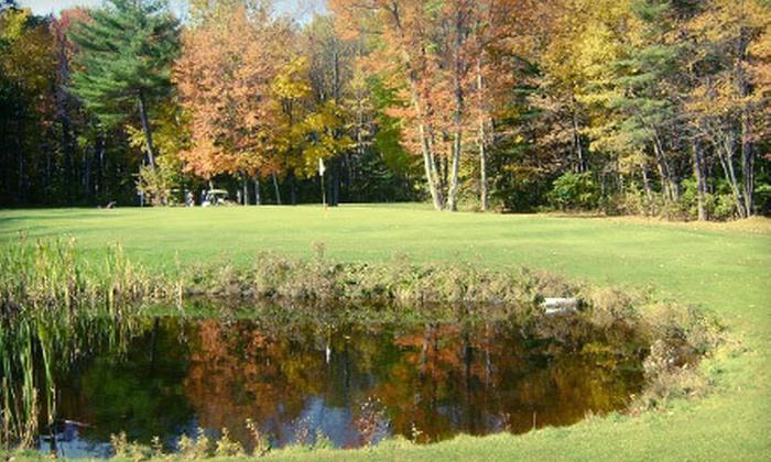 Apple Hill Golf Club - East Kingston: $15 Toward Next Round of Golf