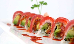 Chinatown East Restaurant: $26 for Two Hours of All-You-Can-Eat Sushi and Three Drinks at Chinatown East Restaurant ($44 Value)