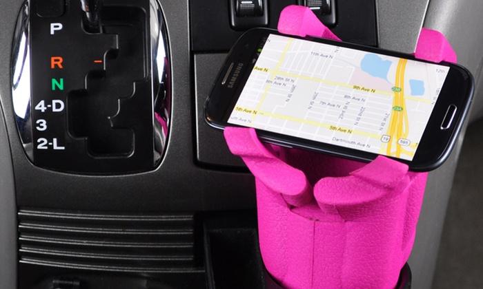 Hercules Holder Smartphone Mount : Hercules Holder Smartphone Mount in Pink.