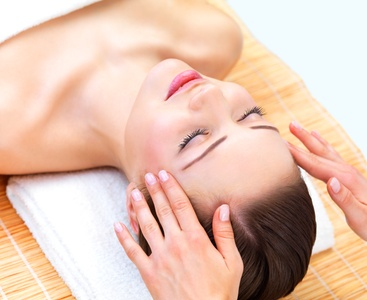 One or Three Custom Facials or Facial with Herbology Body Wrap at The New Age Spa Institute (Up to 56% Off)
