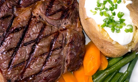 One or Three Groupons, Each Good for Steak or Classic Buffets for Two at Evans Country Buffet (Up to 56% Off)