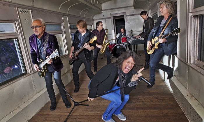 Styx, Foreigner: The Soundtrack of Summer Tour with guest Don Felder - Tuscaloosa Amphitheater: Styx, Foreigner: The Soundtrack of Summer Tour with guest Don Felder on May 29 at 7 p.m. (Up to 56% Off)