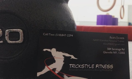 Two Fitness and Conditioning Classes at FDC Athletics (Trickstyle Fitness) (25% Off)