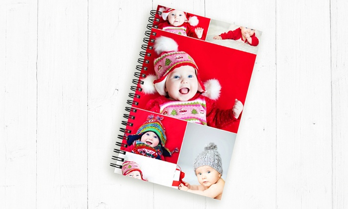 Collage.com: One or Three Custom Notebooks from Collage.com (Up to 69% Off)