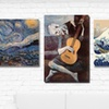 $69 for a Gallery-Wrapped Canvas Art Print