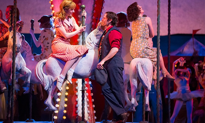 """""""Carousel"""" - Civic Opera House: Rodgers and Hammerstein's """"Carousel"""" at Lyric Opera of Chicago, May 1–3 (Up to 62% Off)."""