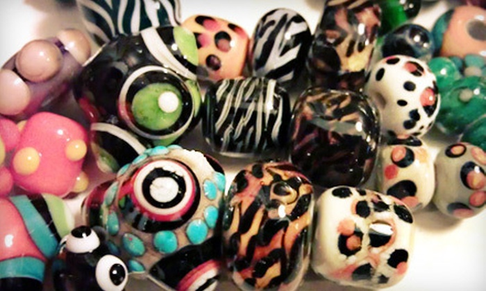 Area 253 Glassblowing - New Tacoma: $59 for an Introduction to Beadmaking Class at Area 253 Glassblowing in Tacoma ($125 Value)