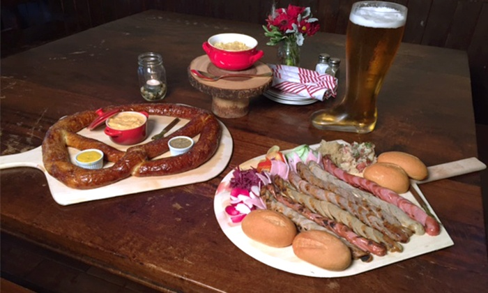 Prost! - DePaul: Oktoberfest Celebration for One or Two at Prost! on Thursday, October 15 or 22 (Up to 51% Off)