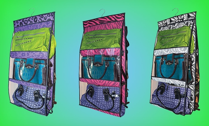 Hanging Purse Organizer: Hanging Purse Organizer. Multiple Styles Available. Free Returns.
