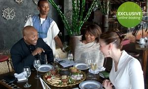 Moyo - Ushaka: Woza Weekend Buffet from R225 for Two at Moyo - uShaka (50% Off)
