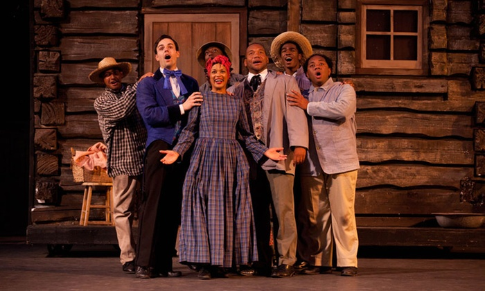 """The Stephen Foster Story - J. Dan Talbott Amphitheater: """"The Stephen Foster Story"""" for Two at My Old Kentucky Home State Park on June 15–August 16 (Up to 50% Off)"""