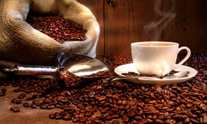 The Green Bean: Coffee Brewing and Tasting Experience and a Bag of Coffee from R250 at The Green Bean (50% Off)