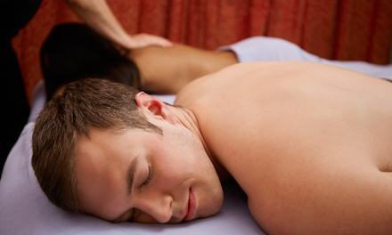 Couples Massage with Option for Body Wrap at 5 D Awareness (Up to 57% Off)
