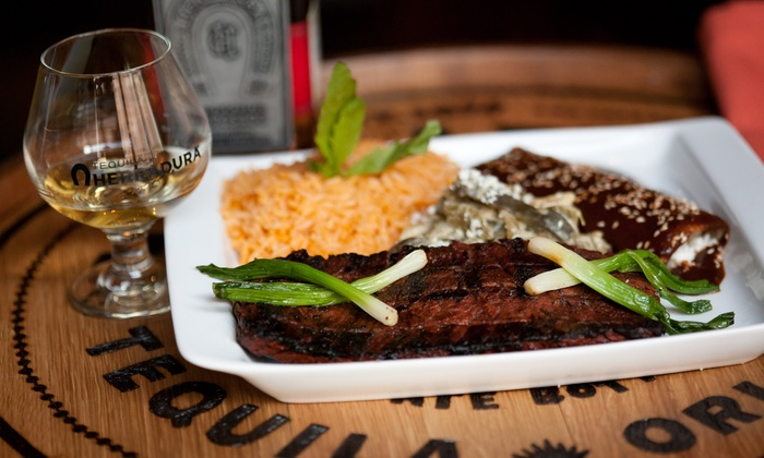 Tequila Museo Mayahuel - Downtown Sacramento: $23 for $40 Worth of Mexican Cuisine for Dinner, Sunday–Friday at Mayahuel