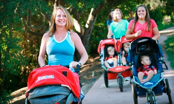 Stroller Strides of Ann Arbor - Multiple Locations: 5 or 10 Classes at Stroller Strides of Ann Arbor (Up to 51% Off)