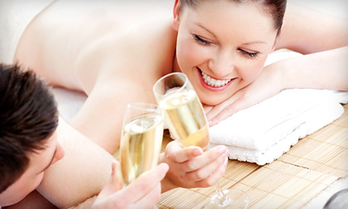 Balance & Change Massage & Bodywork - Eastern Hills Estates: $99 for a Romantic Couples Spa Package with Massage and Champagne at Balance & Change Massage & Bodywork ($199 Value)