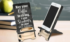 Monogram Online - Personalized Cell Phone Stand