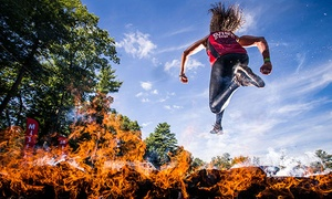 Rugged Maniac: $45 for Afternoon Entry for One to Rugged Maniac 5K Obstacle Race ($100 Value)