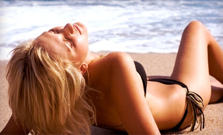 One, Two, or Three Months of Unlimited Bronze-Level Tanning at Sahara Tanning (Up to 68% Off)