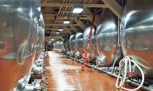 Anheuser-Busch Brewery Tour: Guided Brewery Tour for Two or Four at Anheuser-Busch (40% Off)