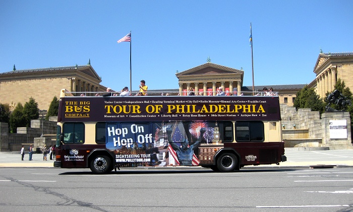 choose an ideal philadelphia bus tour The sightseeing pass comes with the choice of a hop-on, hop-off city bus tour  by philadelphia citysightseeing to help you get around while you get to know.
