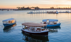 Duffy of San Diego: 90-Minute Electric Boat Rental from San Diego Electric Boat Company (Up to 31% Off). Two Options Available.