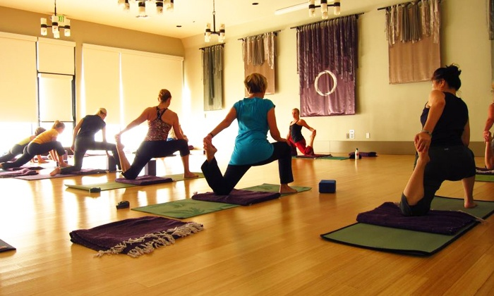 Soul at Home - Tustin: $29 for One Month of Unlimited Yoga Classes at Soul at Home ($99 Value)