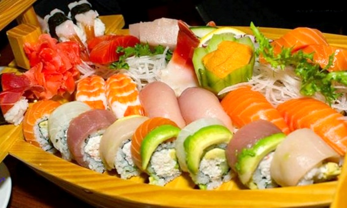 Taiko Sushi - Springfield: $22 for $40 towards Sushi and Hibachi for Two at Taiko Sushi
