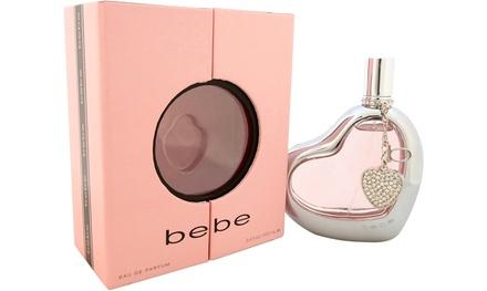 Bebe Eau de Parfum for Women (3.4 Fl. Oz.)