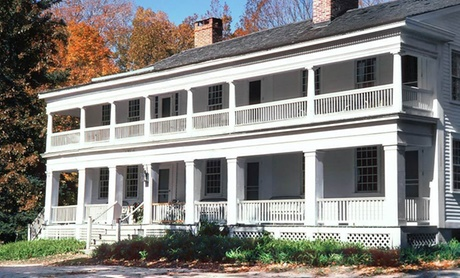 18th-Century Massachusetts Inn