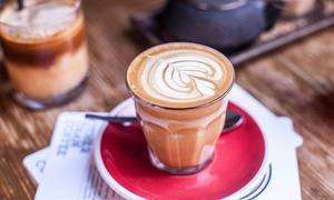 Gypsy Espresso: Two-Hour Espresso Techniques and Latte Art Course for 1 ($59) or 2 ($109) People at Gypsy Espresso (Up to $198 Value)
