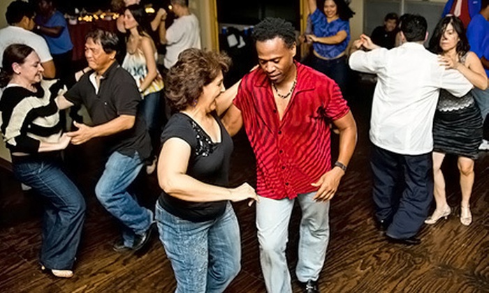 Strictly Street Salsa - Multiple Locations: Two Salsa Classes or Five Latin-Dance Workshops at Strictly Street Salsa (Up to 51% Off)