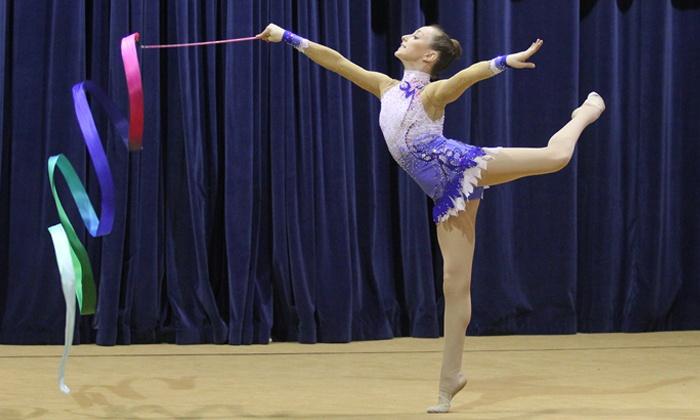 Rhythmic Academy Of Los Angeles - Van Nuys: $109 for $205 Worth of Gymnastics — Rhythmic Academy of Los Angeles