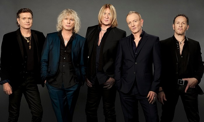 Def Leppard - INTRUST Bank Arena: Def Leppard with Foreigner and Tesla at INTRUST Bank Arena on Saturday, October 10, at 7 p.m. (Up to 50% Off)