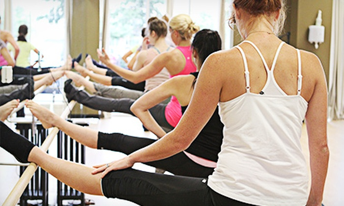 Fitness 360 - The Triangle: $59 for One Month of Unlimited Barre, Group Fitness, and Yoga Classes at Fitness 360 ($119 Value)