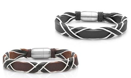 Men's Genuine Leather Bracelets